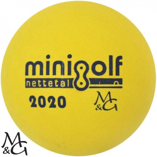 M&G Minigolf Nettetal 2020