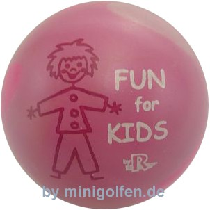 Reisinger Fun for Kids [pink]