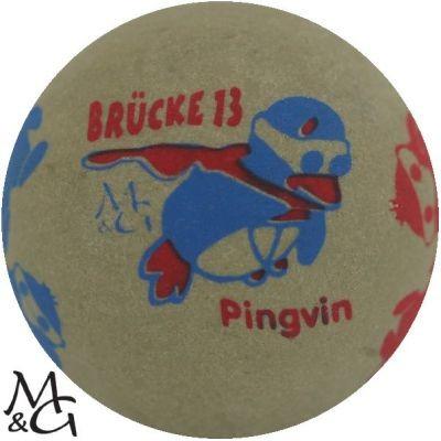 M&G Pingvin Brücke 13