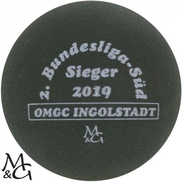M&G Sieger 2. Bundesliga Süd 2019 - OMGC Ingolstadt