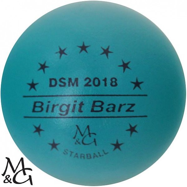 M&G Starball DSM 2018 Birgit Barz