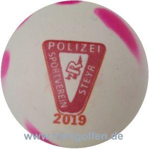 Reisinger Polizei SV Steyr 2019