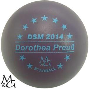 M&G Starball DSM 2014 Dorothea Preuß