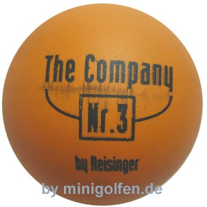Reisinger The Company Nr.3