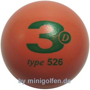 3D type 526
