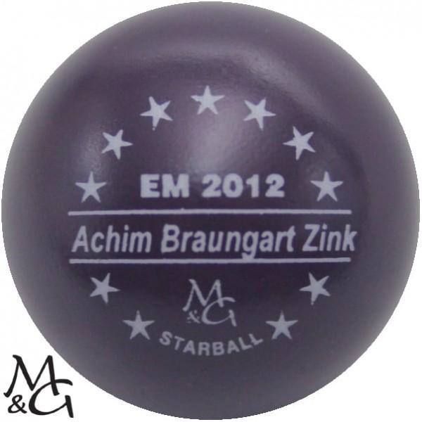 M&G Starball EM 2012 Achim Braungart Zink