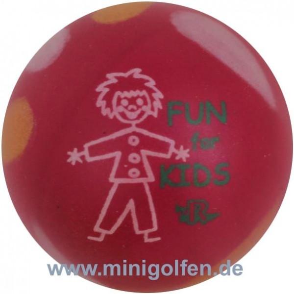 Reisinger Fun for Kids [telemagenta]