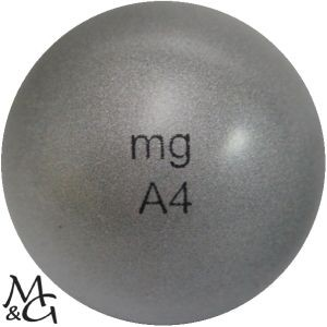 mg A4 - Turnierball für Minigolf