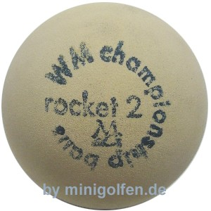 Turbo - Rocket 2 - WM championchip balls