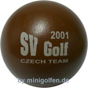 SV Czech Team 2001