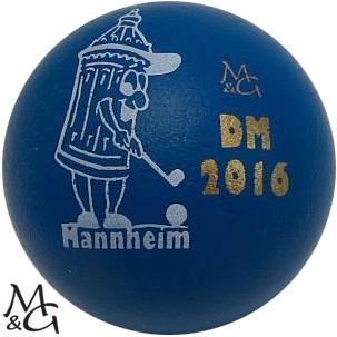M&G DM 2016 Mannheim