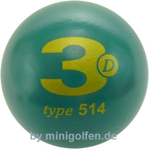 3D type 514