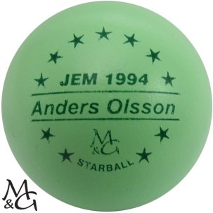 M&G Starball JEM 1994 Anders Olsson