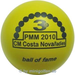 3D BoF PMM 2010 CM Costa Nova / Damen