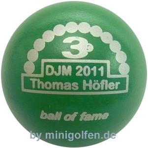 3D BOF DJM 2011 Thomas Höfler