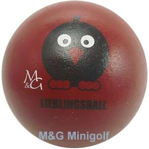 M&G Lieblingsball