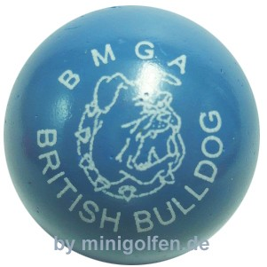 maier BMGA British Bulldog Blau