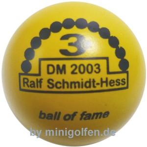 3D BoF DM 2003 Ralf Schmidt-Hess