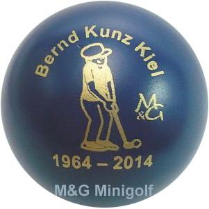 50 Jahre Minigolf - Bernd Kunz Kiel