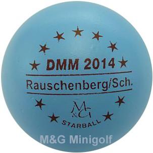 M&G Starball DMM 2014 Rauschenberg/ Schüler