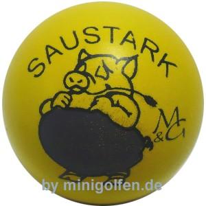 "M&G Saustark ""gelb"""