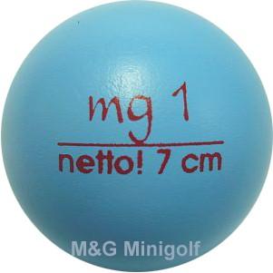 mg 1 - netto! 7cm