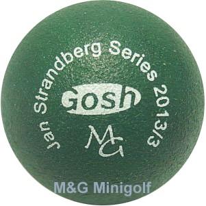M&G Gosh - Jan Strandberg 2013/3
