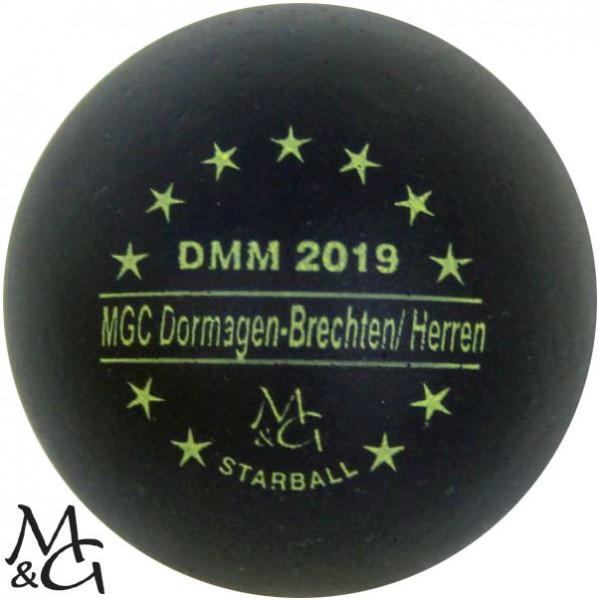 M&G Starball DMM 2019 MGC Dormagen-Brechten Herren