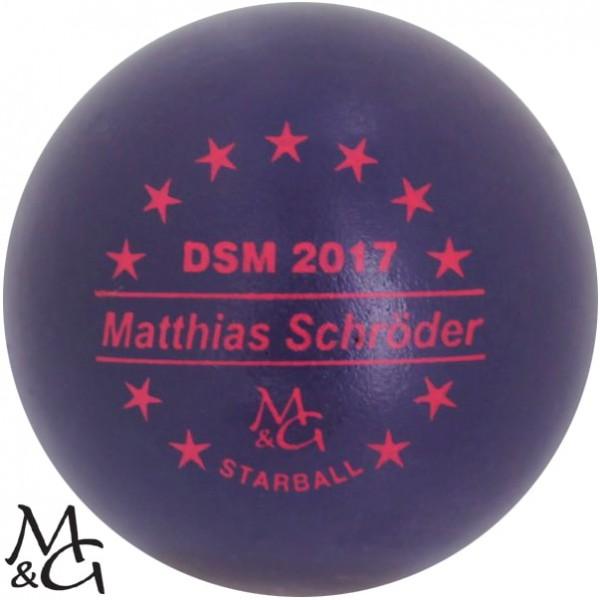 M&G Starball DSM 2017 Matthias Schröder