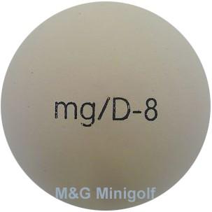 mg D-8