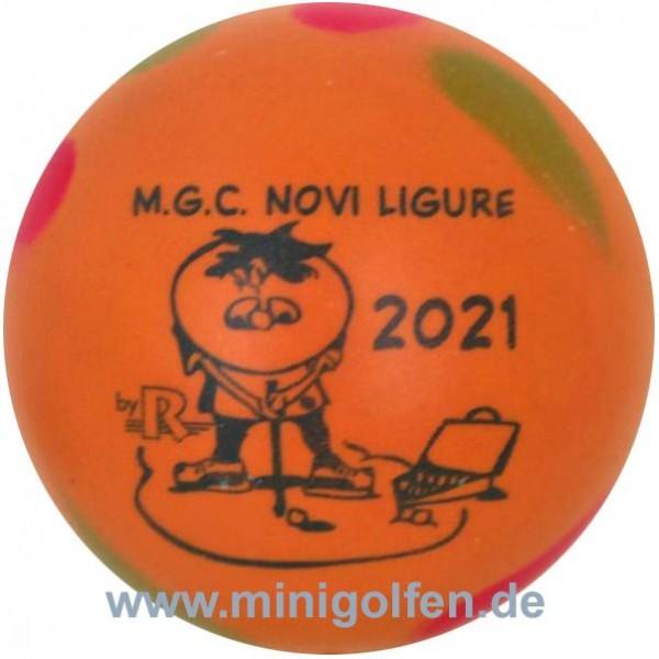 Reisinger Novi Ligure 2021