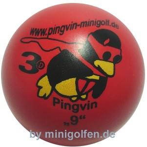 3D Pingvin 9