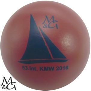 M&G 53. KMW - Kieler Miniaturgolf Wettspiele 2016