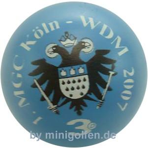 3D WDM 2007 1. MGC Köln