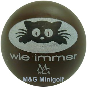 M&G Wie Immer
