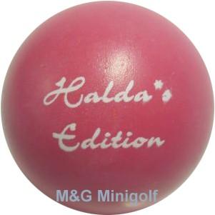 maier Halda's Edition rosa