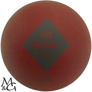 M&G VfM Bottrop 3 - Minigolfball, Turnierball