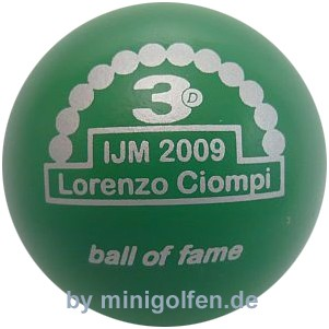 3D BoF IJM 2009 Lorenzo Ciompi