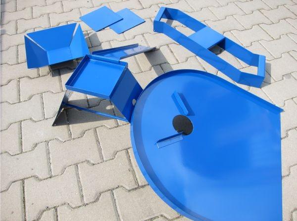 Hindernis-Set für tragbare Trainings Minigolfbahn