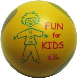 Reisinger Fun for Kids [gelb]