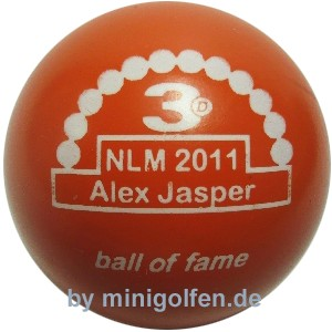 3D BoF NlM 2011 Alex Jasper