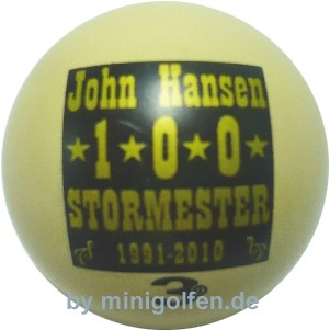 3D John Hansen 100 x Stormester