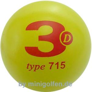 3D type 715