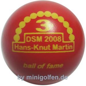 3D BoF DSM 2009 Hans-Knut Martin