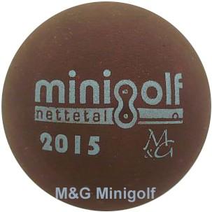 M&G Minigolf Nettetal 2015