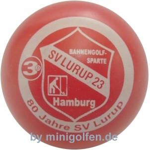 3D 80 Jahre SV Lurup