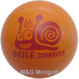 M&G Geile Schnecke