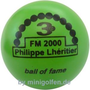 3D BoF FM 2000 Philippe Lheritier