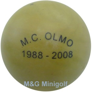 "M&G M.C. Olmo 1988 - 2008 ""beige"""