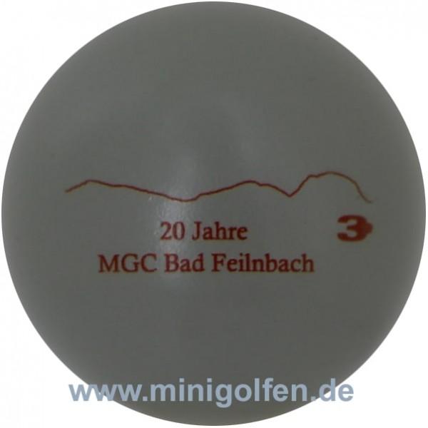 3D 20 Jahre MGC Bad Feilnbach
